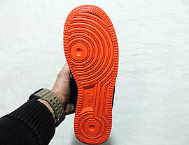 Мужские кроссовки Nike Air Force 1 Low VT Vac Tech Premium  топ реплика, фото 2