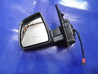 Зеркало левое FIAT DOBLO II 6 PIN 10-17