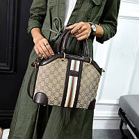 Стильная вместительная сумка в стиле Гучи Gucci