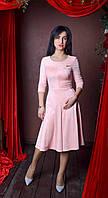 """Красивое нарядное платье миди """"209"""""""