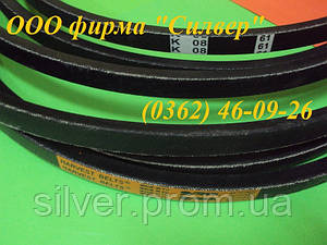 Ремень SPB 1250