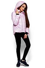 Зимняя куртка Англия розовый (S,M,L)