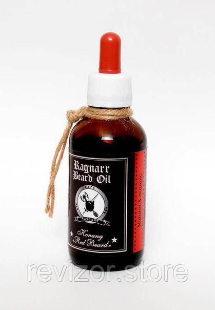 Масло для Бороды и Усов - Konung Red Beard - Ragnarr 50мл, фото 1