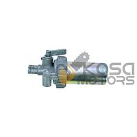 Кран топливный м/б  190N/195N  (12/15Hp) (с фильтром)