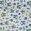 Пеленки детские для новорожденных теплые байковые большие 90*110