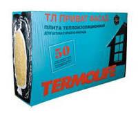 Базальтовая вата TERMOLIFE ТЛ Приват Фасад 100 мм 1,2 кв.м