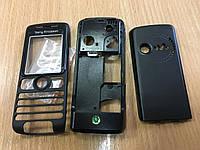 Корпус Sony Ericsson W200 черный