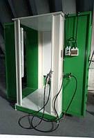 Камера напыления, предназначена для нанесения порошковых красок
