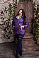 Куртка косуха для пышных женщин, с 48 по 82 размер, фото 1