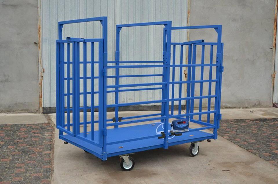 Весы для КРС и животных П-1020 до 300 кг