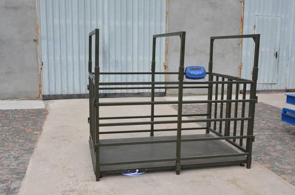 Ваги для тварин Trionyx П-1015 до 600 кг