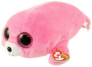 М'яка іграшка TY Рожевий тюлень Pierre