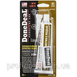 Герметик-формирователь прокладок термостойкий DoneDeal DD6729