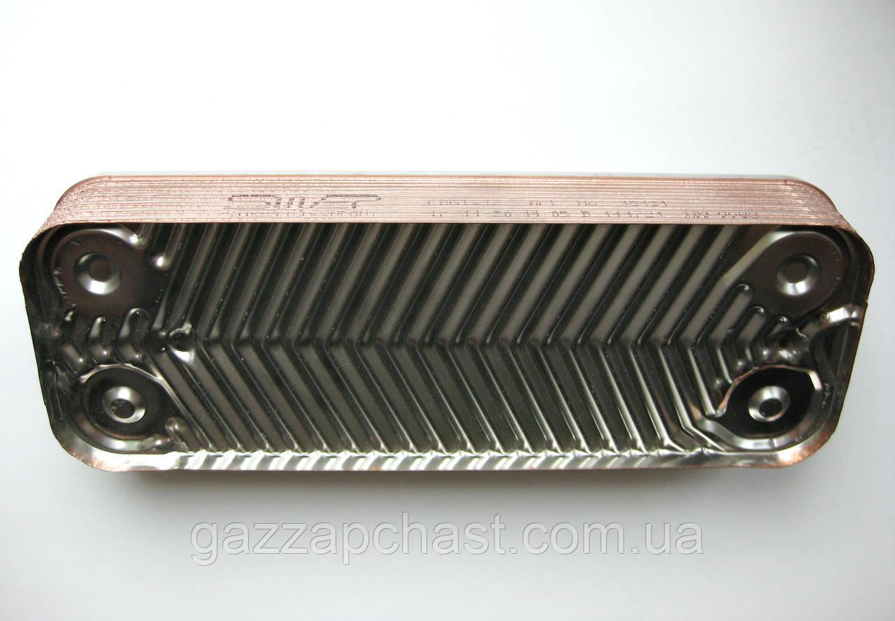 Теплообменник пластинчатый (12 пластин) для котлов Baxi / Westen (56866701)