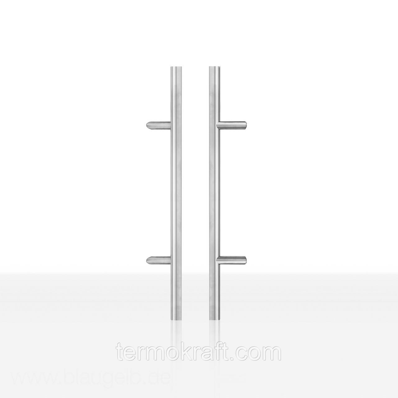 Дверна ручка blaugelb з опорами 45град