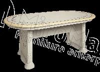 Чикаго Стол обеденный раскладной 820х2500х1020мм    Миро-Марк