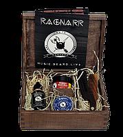 Подарочный набор для Бородача Lumberjack (Maxi) С гребнем - Ragnarr