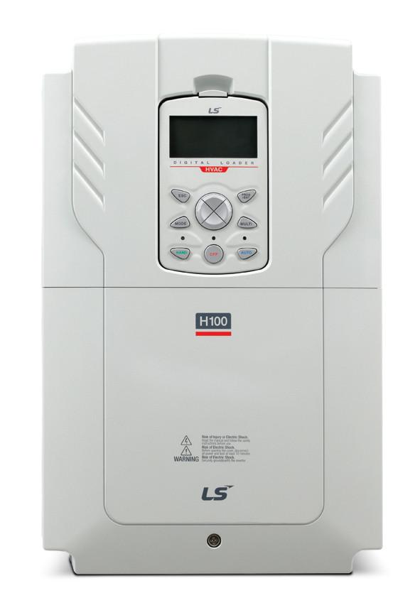 Частотний перетворювач LS Starvert H100 від 5,5 кВт до 75 кВт