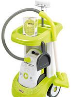 Детский игровой набор для уборки с тележкой Smoby 24406