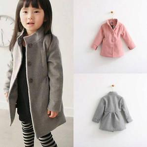 Пальто детские