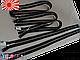YKK металл никель №3 1 бег. 50cm,60cm,70cm, фото 3