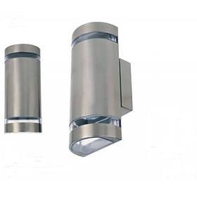Фасадный уличный светильник Horoz HL249 2хGU10 IP44 Код.58723
