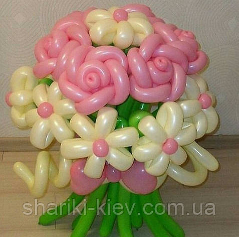 Букет из 15 цветов Нежность, фото 2