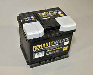 Аккумулятор L1 50AH на Renault Kangoo 97->2008 — Renault (Оригинал) - 7711238596