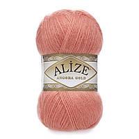 Alize Angora gold  - 656 светло коралловый