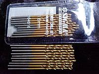 Сверло по металлу (с титановым напылением) диаметр 1,6 мм.