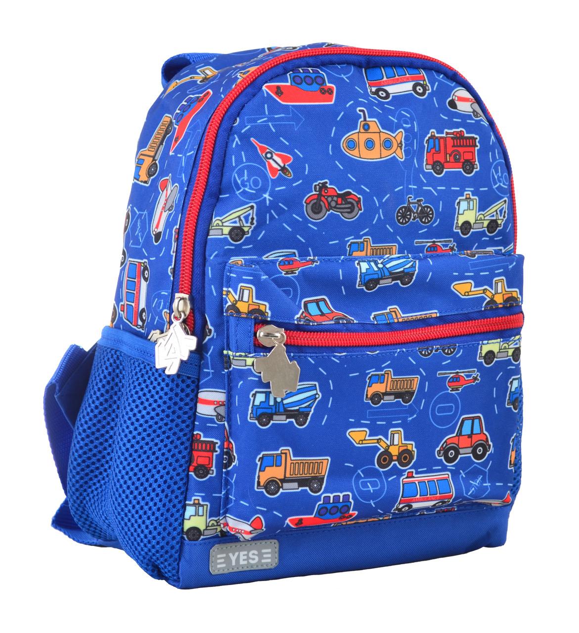 aad3a570ef3c Рюкзак детский K-16 Funny cars, 22.5*18.5*9.5 555070: продажа, цена ...