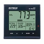 Extech CO100 - Настольный измеритель качества воздуха и концентрации углекислого газа