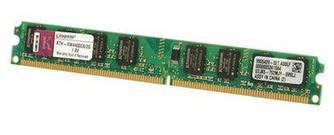 1Gb  DDR2 667 Mhz   Intel/AMD Б/У Оперативная память