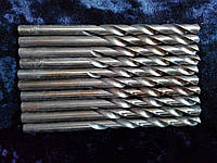 Свердло по металу з титановим напиленням діаметр 5,4