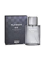 Мужская туалетная вода platinum g.q. 100 ml