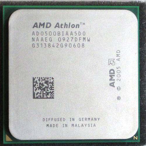 Socket AM2 AMD Athlon 64 X2 5000+   Б/У Полностью рабочий !