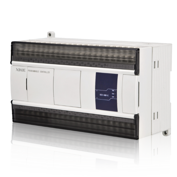 XD3-48RT-E (220VAC, 28DI npn, 20DO реле+транзистор)
