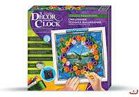 Набор для творчества Часы decor clock danko toys dС-01-02