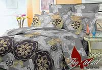 Евро комплект постельного белья  BP069