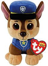 Мягкая игрушка TY Paw Patrol Немецкая овчарка Гонщик
