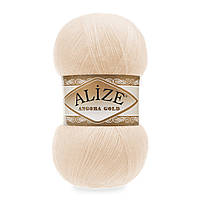 Alize Angora gold  - 681 светло персиковый