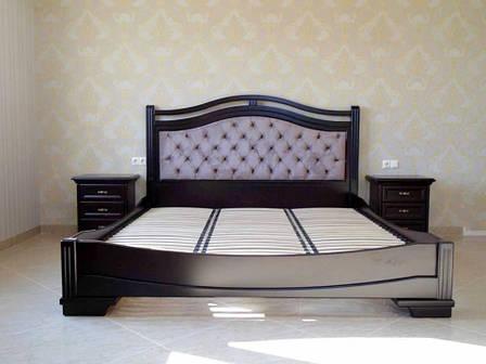 Мебель для спальни в классическом стиле из массива дерева  Кристина РКБ-Мебель цвет на выбор, фото 2