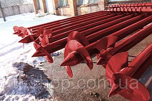 Одновитковая Ø 108 мм довжиною 2.5 м, фото 2