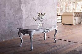 Стол журнальный  в классическом стиле Кларк цвет на выбор ,РКБ-Мебель