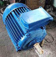 Электродвигатель електродвигун 4АМ 250 75 кВт 3000 об/мин, 380/660 В