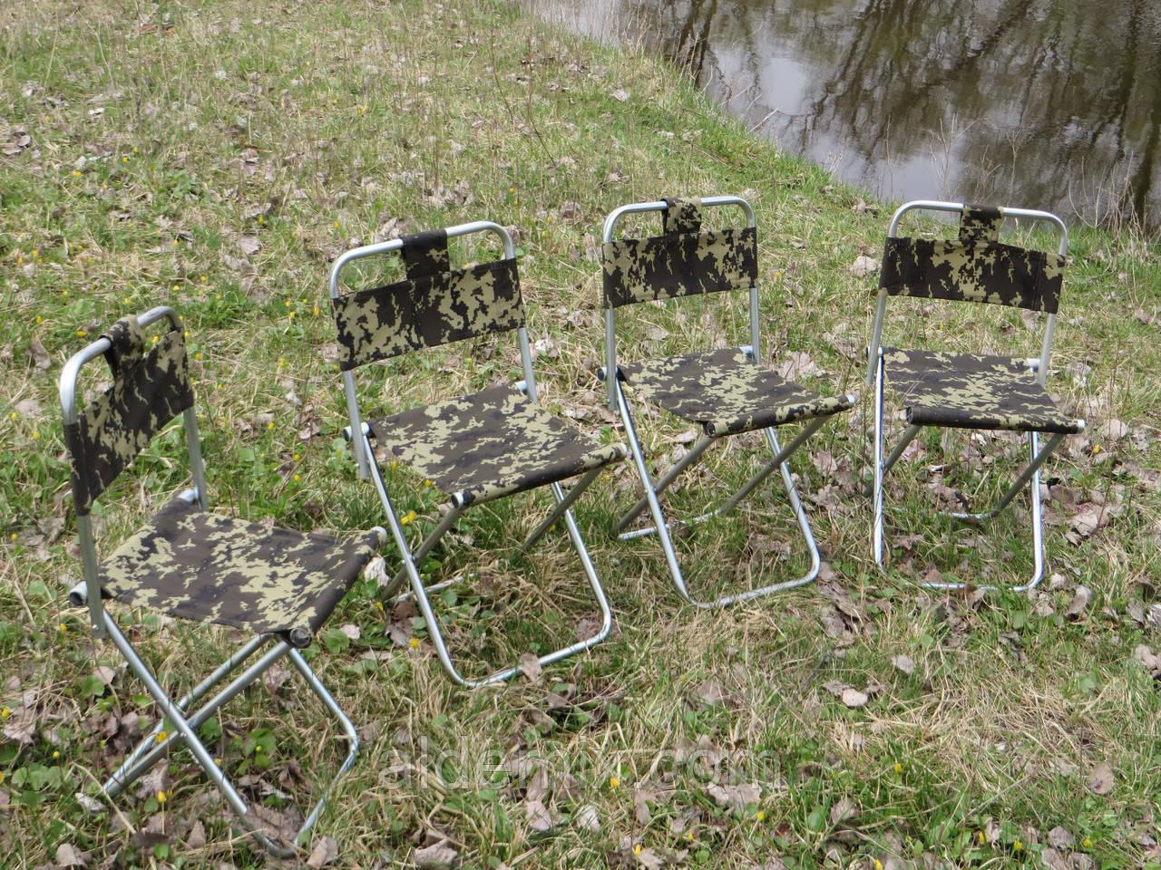 Комплект 4 стула со спинкой , фото 1