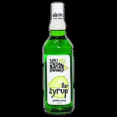 """Сироп коктейльный Sweet Madam """"Дыня"""" 700мл  до 20.08.2020"""