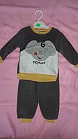 Детский теплый костюм для мальчика на 1 год