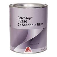 Шлифуемый двухкомпонентный грунт-наполнитель CS350 PercoTop 2K Sandable Filler