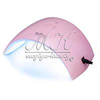 Лампа Sun 9C UV LED, 24W, розовая